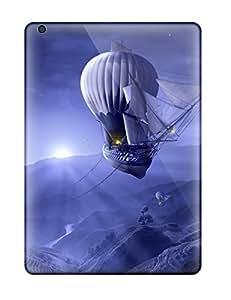 Cute Tpu Moonlight Cruise Case Cover For Ipad Air