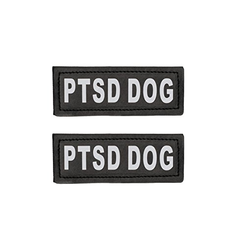 ness - Service Dog, Emotional Support, In Training, Service Dog In Training, and Therapy Dog Patches, by Industrial Puppy (4in 1 Dog Lift)
