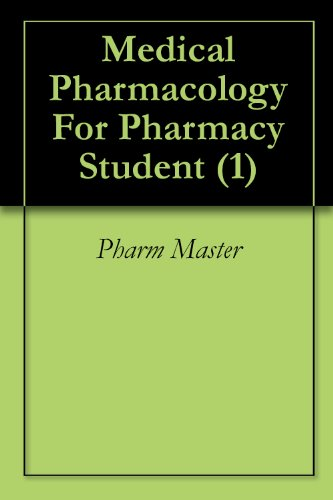 Download Medical Pharmacology For Pharmacy Student (1) Pdf