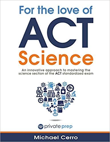 [0996832203] [9780996832205] For the Love of ACT Science: An innovative approach to mastering the science section of the ACT standardized exam-Paperback