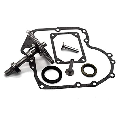 HandyTek 793880 Camshaft for Briggs & Stratton 792681 793583 795102 791942 Camshaft with 697110 Gasket & 795387 Oil Seal (19 Hp Briggs And Stratton)