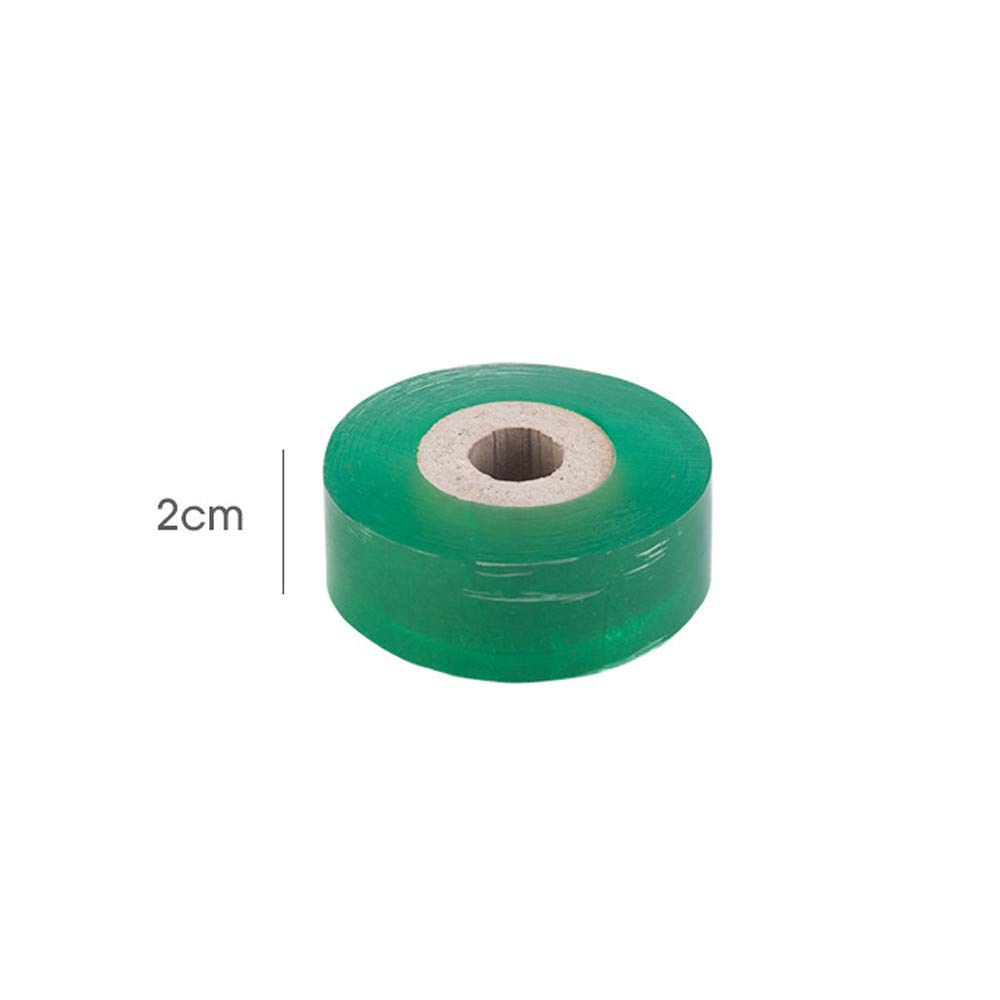 Nursery Grafting Tape, Moisture Barrier Stretchable Biodegradable Grafting Tape Graft Membrane Gardening Bind Belt for Garden Tree Seedling Grafting Tape ( A)