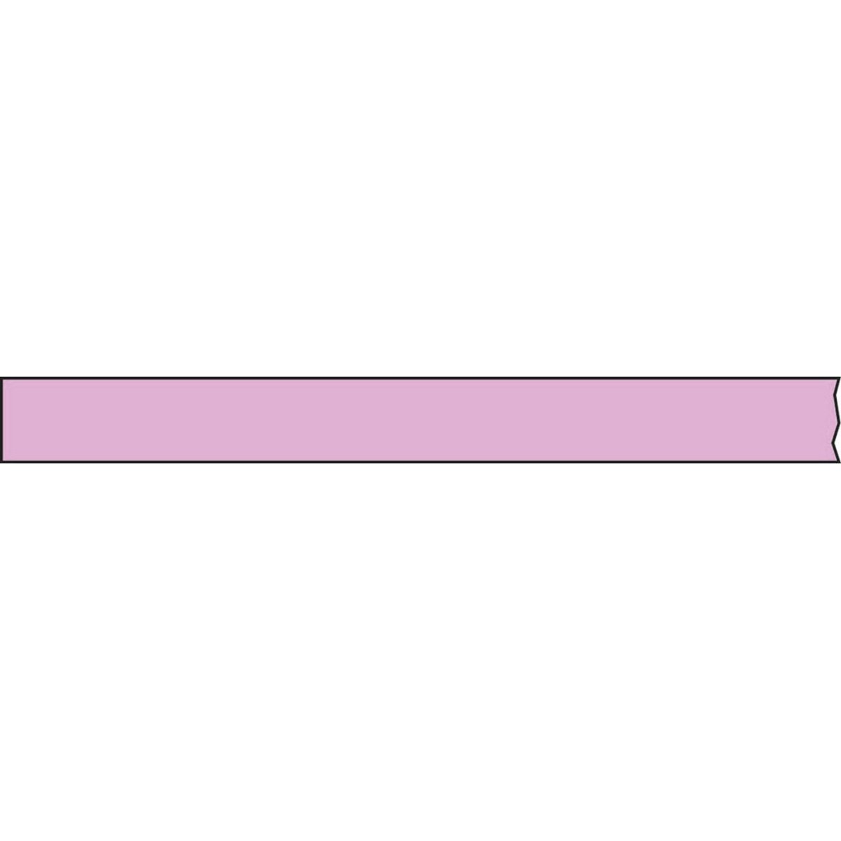 TIMETAPE T-1260-12 Tape, Removable, 3'' Core, 1/2'' x 2160'', Imprints Violet (Pack of 1)