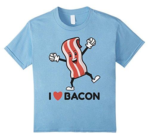 kids-i-love-bacon-jumping-unisex-t-shirt-gammon-rasher-pork-8-baby-blue