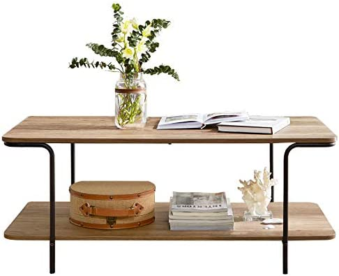 Linsy Home Sofa Console Coffee Table