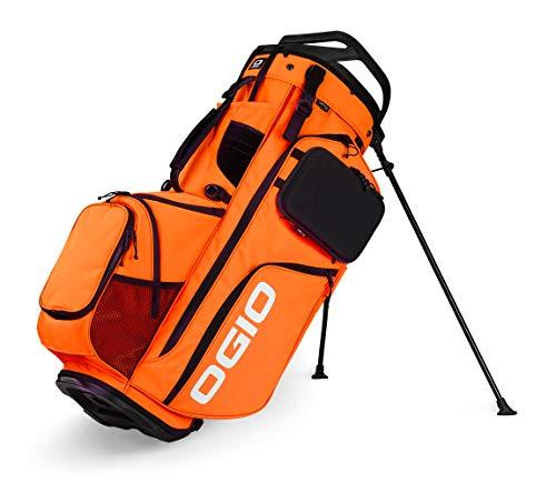 OGIO ALPHA Convoy 514 Golf Stand Bag, Glow Orange