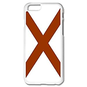 IPhone 6 Cases Flag USA Alabama State Design Hard Back Cover Shell Desgined By RRG2G