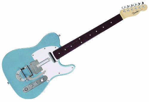 (PlayStation 3 Rock Band 3 Wireless Fender Telecaster Player's Edition - Light Blue)