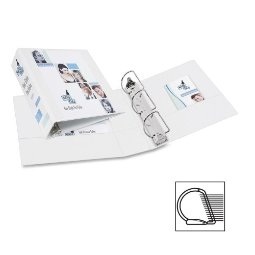 Wholesale CASE of 15 - Avery Durable Reference View Binders-