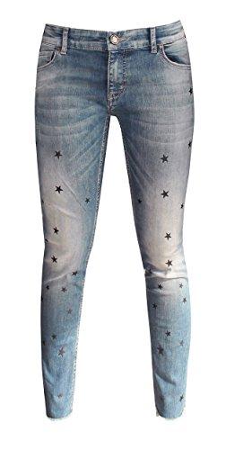 Blue Jeans W7117 Donna Jeans W7117 Zhrill Zhrill Blue Donna wzTU8Fq