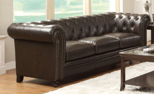 Coaster Home Furnishings Black Brown