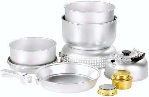 OV - Juego de accesorios para cocina en camping (incluye 1 ...