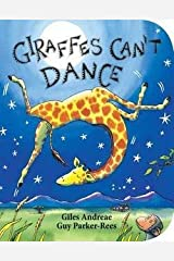 Giles Andreae: Giraffes Can't Dance (Hardcover); 2012 Edition Hardcover