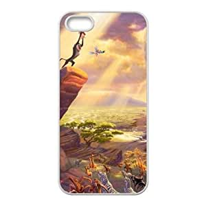 Disney The Lion King Character Rafiki iPhone 4 4s Cell Phone Case White y2e18-398947