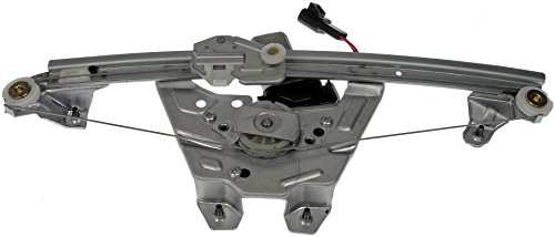 Dorman 741-109 Rear Passenger Side Power Window Regulator and Motor Assembly for Select Saturn Models