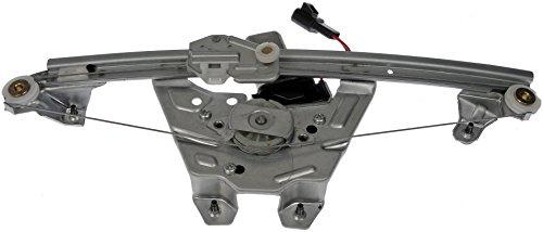 - Dorman 741-109 Rear Passenger Side Power Window Regulator and Motor Assembly for Select Saturn Models