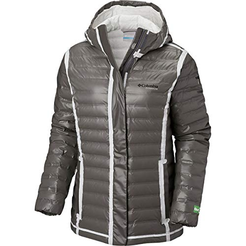 Columbia Titanium Outdry EX Eco Hooded Down Jacket - Women