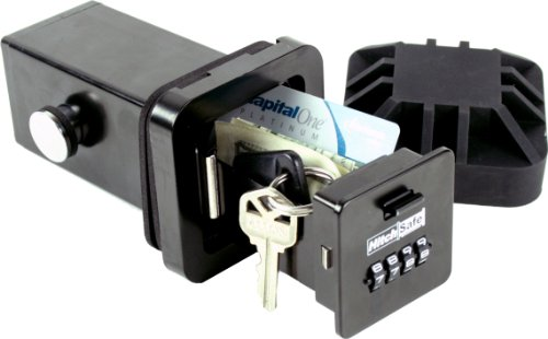 HitchSafe Key Vault is one way to Protect Valuables From Theft With A Secure Campsite