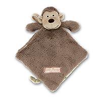 Jellycat Soft Cloth Book, Sleepy Monkey - 6 inches