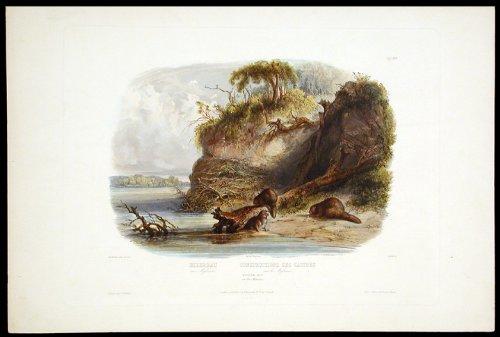 Beaver Hut on the Missouri ()