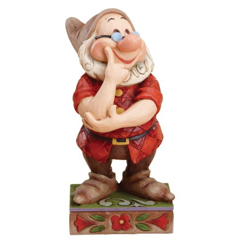 Jim Shore Disney Traditions Doc From Snow White and the Seven Dwarfs 4013981