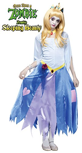 Once Upon a Zombie Sleeping Beauty Costume