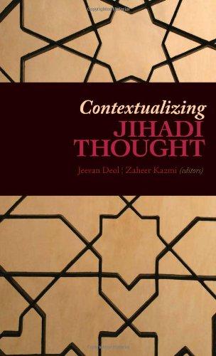 Contextualising Jihadi Thought (Columbia/Hurst)