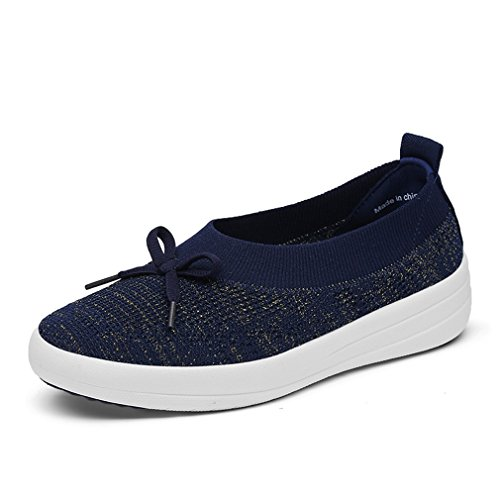 Blu Fashion scuro Xmeden donna da Sneakers qSpxwHAZ