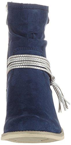 Marco Tozzi 25306 - Botas Mujer Azul (Ocean 803)
