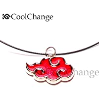 CoolChange Collar de Itachi Uchiha de Naruto Akatsuki