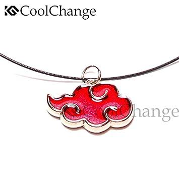 CoolChange collar de Itachi Uchiha de Naruto Akatsuki: Amazon.es: Juguetes y juegos