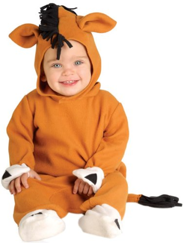 Infant Baby Horse Halloween