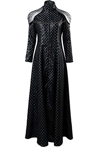 Cosplaysky Game Thrones Season 7 Costume Cersei Lannister Dress Outfit XXX-Large -