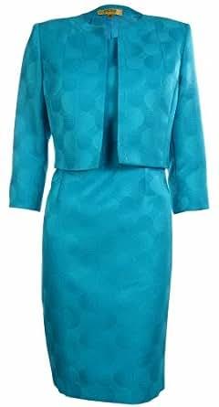 Amazon.com: Women's Business Suit Dress & Jacket Set (22W