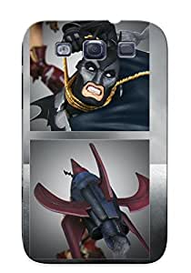 New Style Exultantor Brand New Dc Ic Erie Digital Of Dc Universe Animated Premium Tpu Cover Case For Galaxy S3