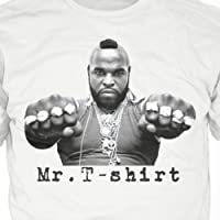 Mr T-Shirt - mr. t, laurence tureaud tee shirt, a team tshirt, pity the fool, mens gift, crewneck sweater