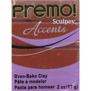 Bronze Premo! Sculpey Accents