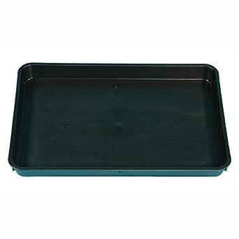 Standard plástico rígido, derrames/bandeja de goteo, capacidad de 12 litros