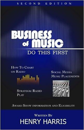Descargar Libros Para Ebook Gratis Business Of Music: Do This First Fariña PDF