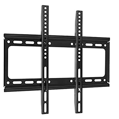 "Fancy Buying Mounts Tilt TV Wall Mount Bracket for Most 26""- 55"" Samsung, Sony, Vizio, LG, Sharp LCD LED TCL Plasma TV Fits 26 32 35 37 40 42 47 50 55 Inch TVs with VESA 200x100mm 400x400mm"