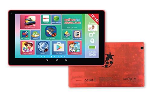 lexibook mfc511fr tablette tactile lexitab 10 pouces le magasin de jouets. Black Bedroom Furniture Sets. Home Design Ideas