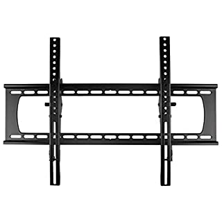 "SunBriteTV Outdoor Weatherproof Tilt Mount for 37"" - 80"" TV Screens & Displays - SB-WM-T-L-BL (Black)"