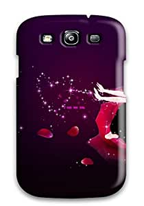 New Style ZippyDoritEduard Hard Case Cover For Galaxy S3- Cool Loves