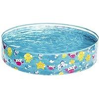 Bestway Fill-N-Fun Paddling Pool - Easy Set Up Children's Play Pool, Multiple Designs