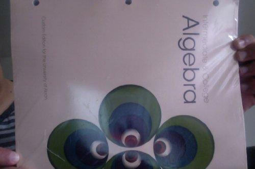 Intermediate Algebra (for the University of Akron)