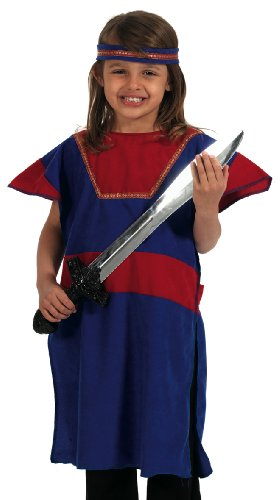 Hiccup Cosplay Costumes (Charlie Crow Anglo Saxon Costume Kids one Size fits All 5-9)
