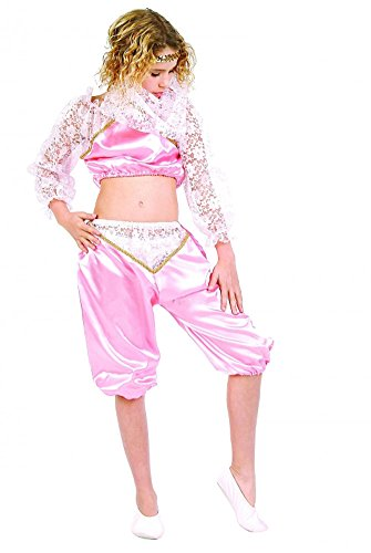Aladdin Rug Costume (Pink Fairy Child Costume)