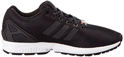 Adidas Baskets Adulte Flux Black ftwr Black White core Noir core Zx Mixte Basses EBrBSq