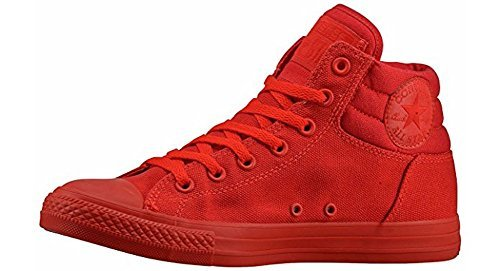 Converse Infant Boys Chuck Taylor Fresh Hi Red/Red