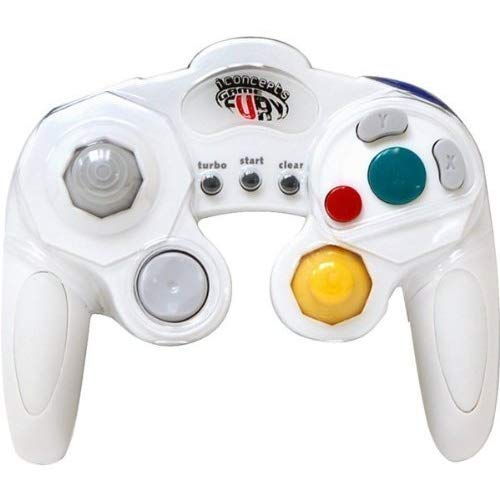 iConcepts Game Fury Wii-120 Controller for Nintendo Wii and GameCube